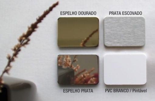 Padrão Évora para BESTA Kits Materiais