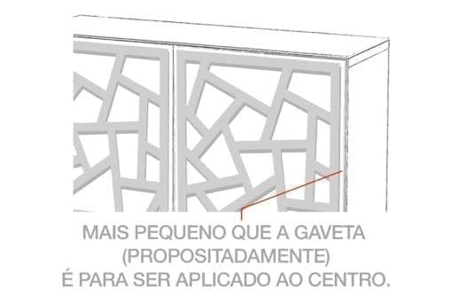 Padrão Braga para BESTA Kits Detalhe