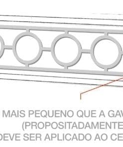 Padrão Porto para MALM Kits Detalhe
