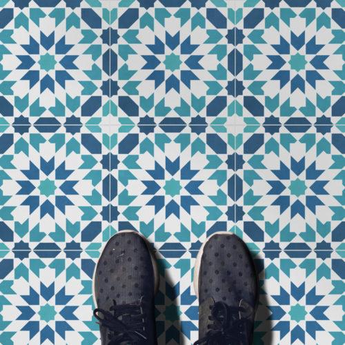 Azulejo Autocolante Siena
