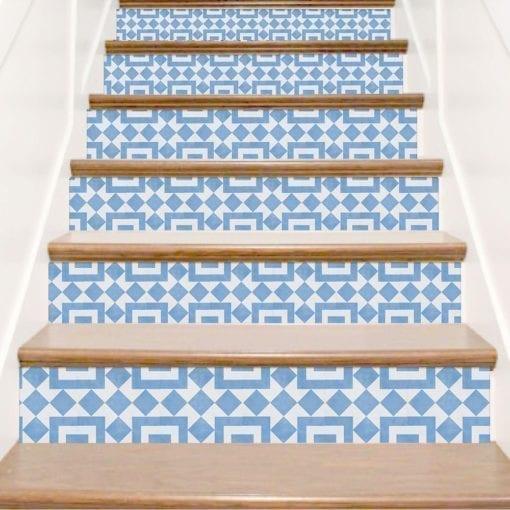 Azulejo Autocolante Cádiz - Escadas 1