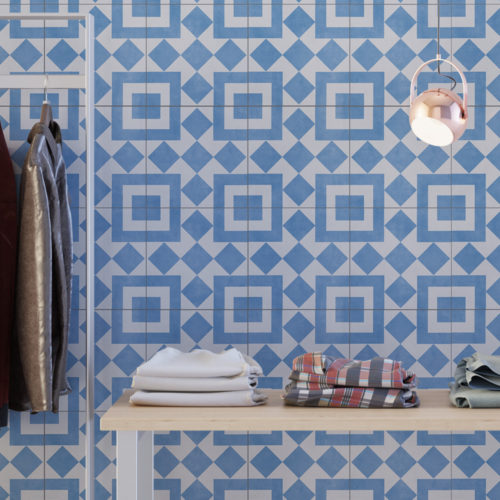 Azulejo Autocolante Cádiz - Parede