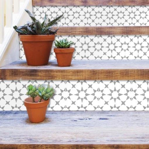 Azulejo Autocolante Fez - Escadas
