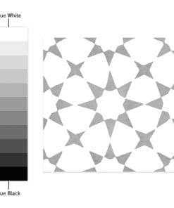 Azulejo Autocolante Fez - Espectro de Cores