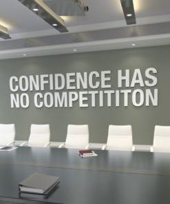Confidence Decoração Escritório