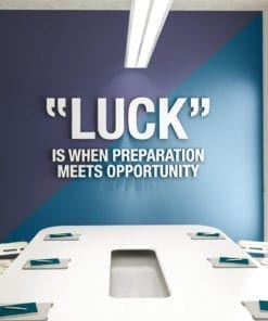 Luck Decoração Escritório