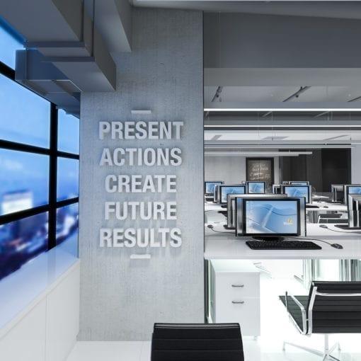 Create Results Decoração Escritório