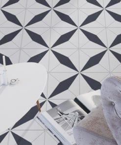 Azulejo Autocolante Marroquino - Chão