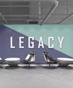 Legacy Decoração Escritório 3D