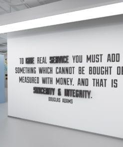 To Give Real Service Decoração Escritório 3D